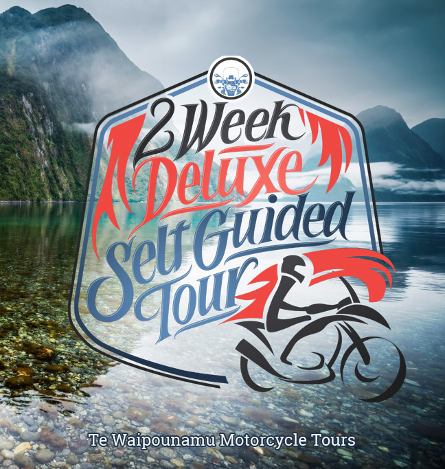 2 Weeks Deluxe Self Guided Tour