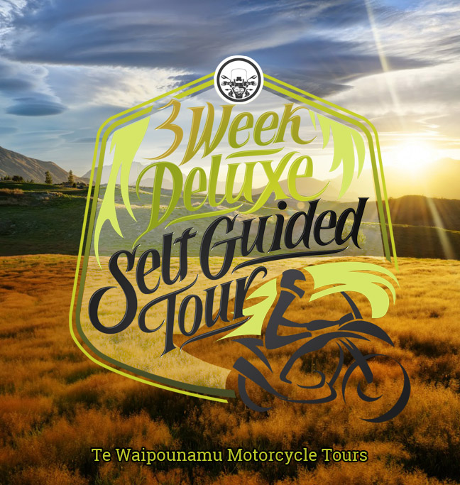 3 Weeks Deluxe Self Guided Tour