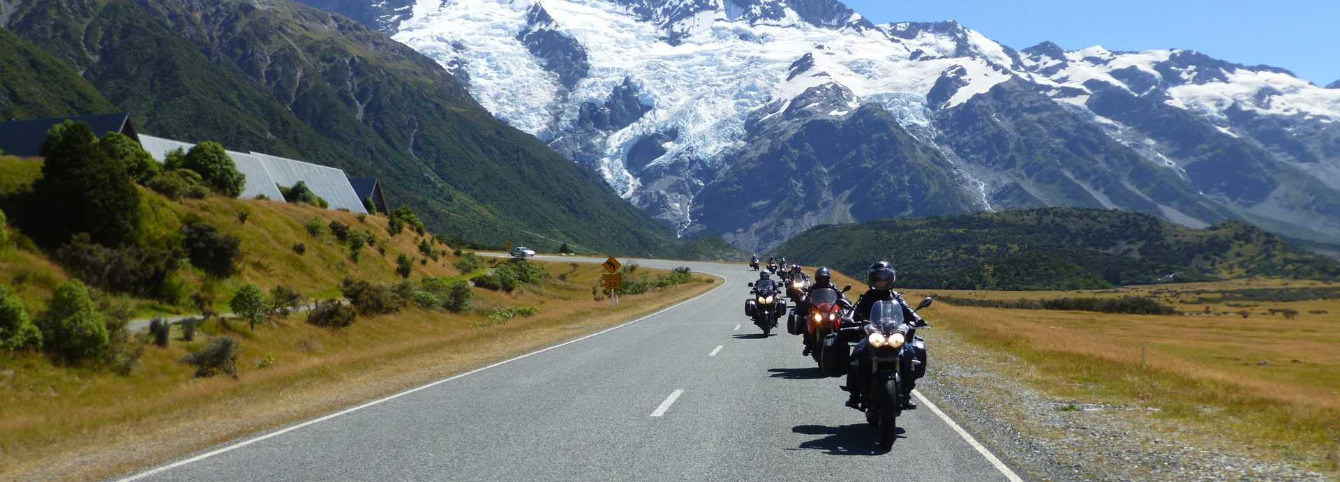New Zealand Motorcycle Tours, Rentals and Hire NZ