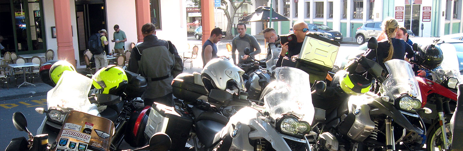 New Zealand Motorcycle Tours