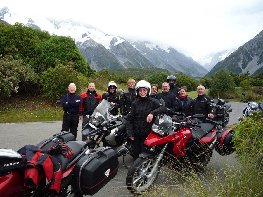 New Zealand Deluxe Fully Guided Tours